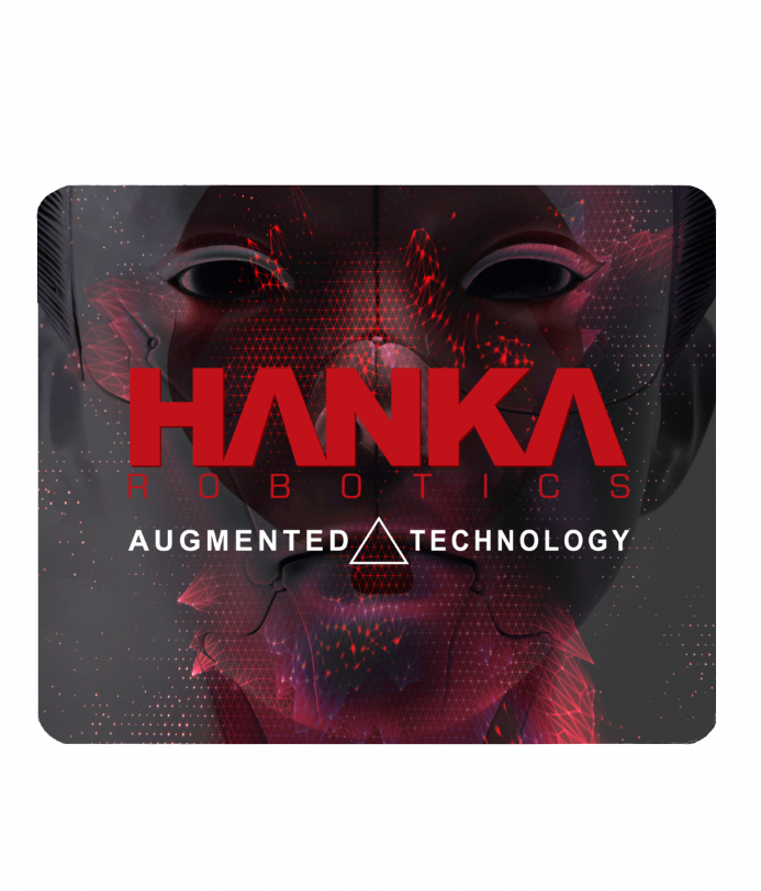 Hanka Robotics Ghost in The Shell PC Laptop Computer Mouse Mat